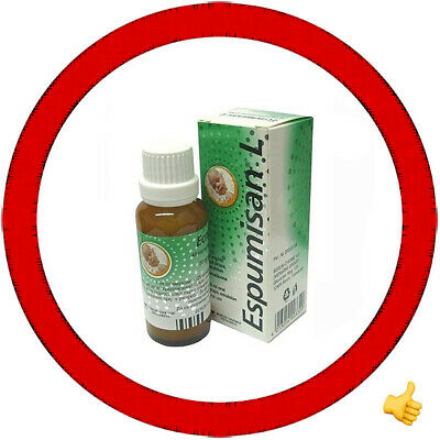ESPUMISAN L Drops 30 ml - Baby Anti Colic Drops - Meteorism / Stomach Aches
