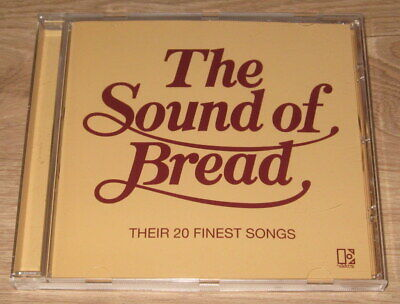 Bread - The Sound Of Bread ... Their 20 Finest Songs (CD 2006). Ex Cond