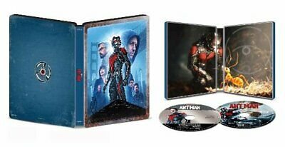 Ant-Man - Best Buy Exclusive Steelbook (Blu-ray + 4K UHD) PRE-ORDER!! MERVEL