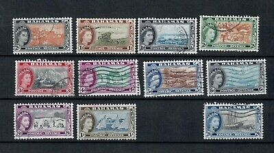Bahamas British Colonies  Collection Of Used Classic Of Stamp Lot (Bc  935)