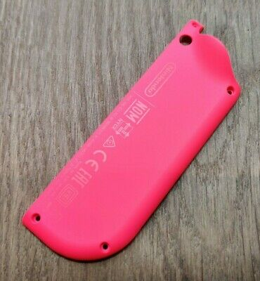 Nintendo Switch Back Left Controller Housing Plastic Shell Replacement Joy-Con