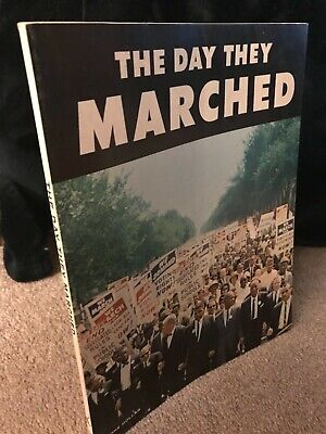 1963 AFRICAN-AMERICAN Black CIVIL RIGHTS Segregation: The Day They Marched