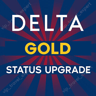 Delta Gold Medallion Status Upgrade | Seat Upgrade | Sky Team Elite Plus