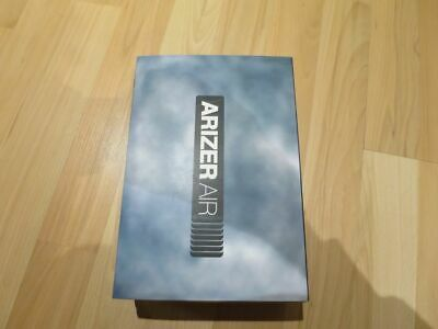 New Arizer Air 1 Black - Comes with everything inside the box - Solo Argo II 2