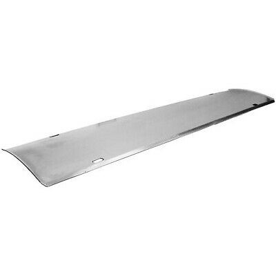 "Inconel Bottom Burner Shield for Air Broiler - 24"" x 5 1/4"""
