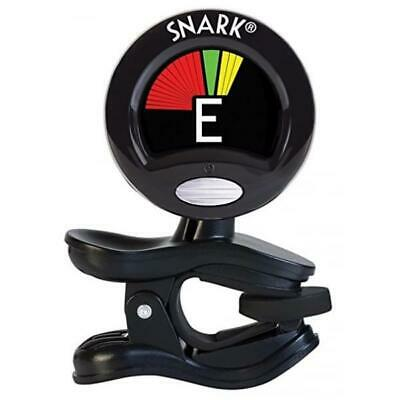 SNARK SN5X Chromatic Tuner for Guitar, Bass, All Instruments - Black