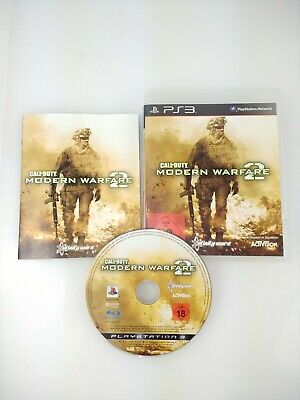 Call of Duty: Modern Warfare 2 MW2 - PS3 - (Sony PlayStation 3) Spiel game