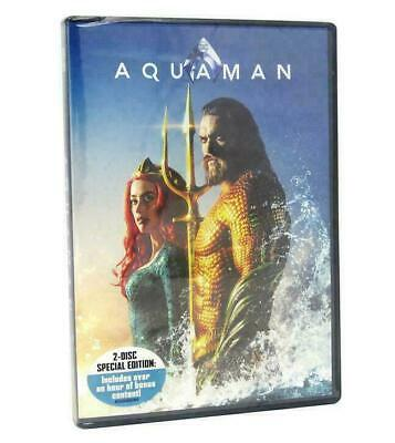 Aquaman (DVD Only) 2019