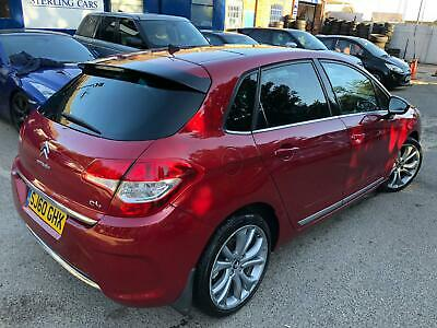 60 Citroen C4 1.6 Vti 16V Exclusive - Panoroof, 1/2Leather, Alloys, Priv Glass