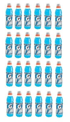 Gatorade Cool Blue Sports Drink 24x 500mls **Best Before End JUNE 2020* UK STOCK