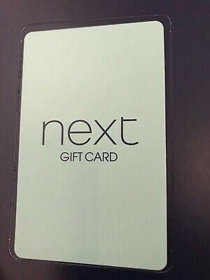 Brand New Next £25 Value Gift Card