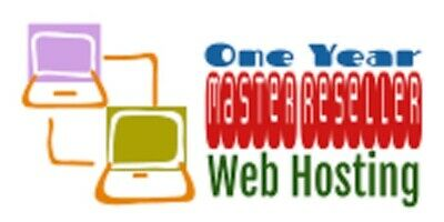 One Year Master Reseller Web Hosting - Unlimited Web Space, Unlimited Bandwidth