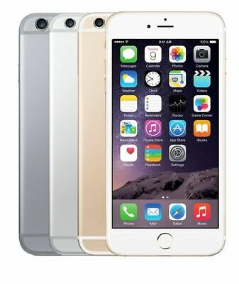 Apple iPhone 6 - 16GB - 64GB - Grey Gold Silver (Unlocked) A1586 (CDMA + GSM)