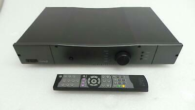 rega cursa 3 preamp excellent condition with orig packaging and remote
