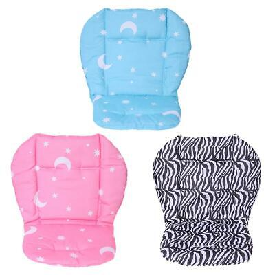 Baby Infant Stroller Seat Print Thick Soft Cushion Pushchair Cotton Pad #S5