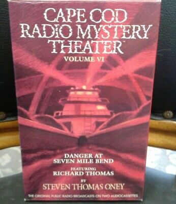 Cape Cod Radio Mystery Theater Vol VI - Audio Cassettes