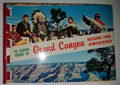 Grand Canyon Souvenir Picture Book - Mike Roberts - Excellent Condition