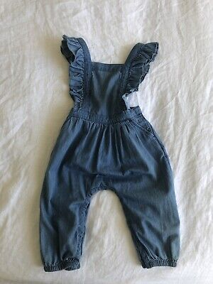 Country Road Girls Romper 12-18 Months