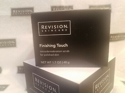 REVISION Skincare Finishing Touch Microdermabrassion Scrub 1.7 oz Authentic