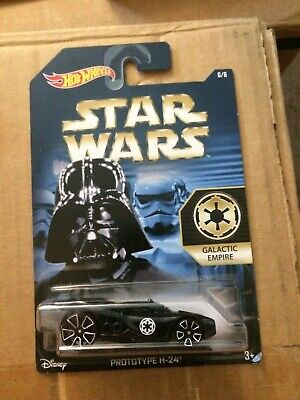 Star Wars Darth Vader Car Hot Wheels Prototype Galactic Empire