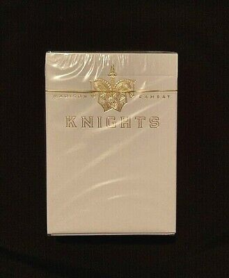Knights Playing Cards - Daniel Madison Ellusionist - New Sealed