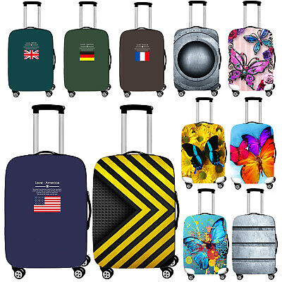 "Protector Suitcase Travel Luggage Cover Bag Dust Proof Anti Scratch 18"" - 28"""