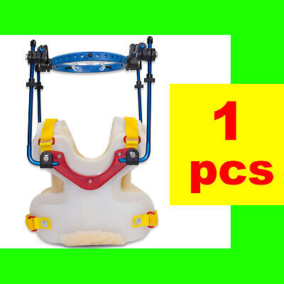 ANJON BREMER ABP PMT JEROME ACE Halo Vest Assembly Cervical Traction System