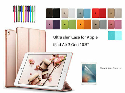 For Apple iPad Air 3rd Generation Ultra Slim Smart Case Cover