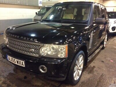 06 Land Rover Range Rover 4.2 V8 Supercharged - Auto, Sunroof, Leather, P/Glass