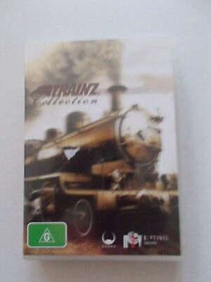 + Trainz Collection [3 Pc Dvd-Roms] With Codes - Aussie Seller