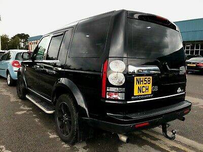 58 Land Rover Discovery 3 2.7 Tdv6 Se - 1F/Ownr, 11 Stamps, Leather, Heatd Seats