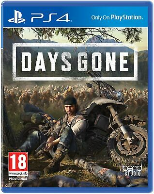Days Gone | PlayStation 4 PS4 Used