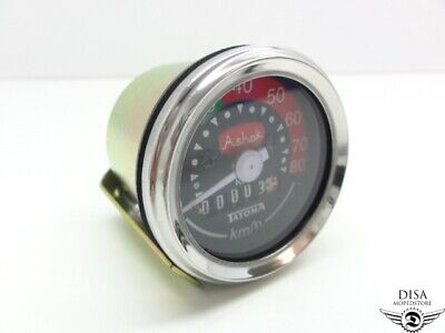 Original Tacho Tachometer 60mm f/ür Tomos A35 Mofa Moped