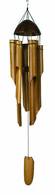Vie Naturals Bamboo Wind Chimes 40cm