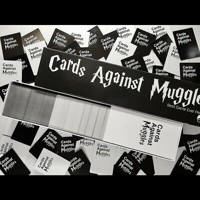 Cards against muggles Printed 1356 cards poker table game