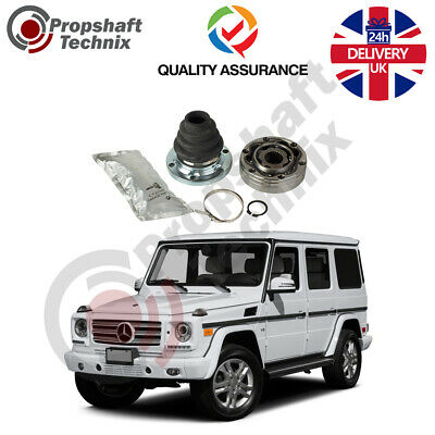 Mercedes G-Class Propshaft CV Joint Transmission to Transfercase 108mm