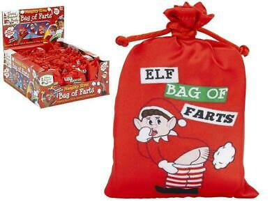 Electronic Elf Bag Of Farts Props On The Shelf Ideas Toy Christmas