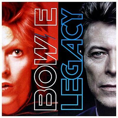 David Bowie – Legacy The Very Best Of 2X 180G Vinyl Lp (New/Sealed)