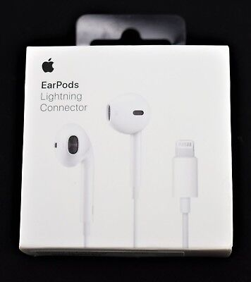 Apple - (MMTN2AM/A) EarPods with Lightning Connector - 1090ss