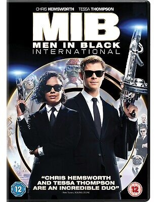 Men in Black: International [DVD] RELEASED 21/10/2019