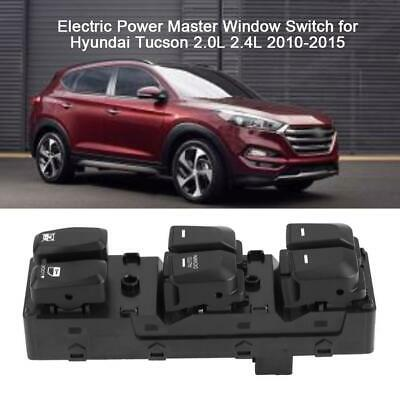 Left Hand Driver Power Master Window Switch 935702S1509P Fits for Hyundai Tucson