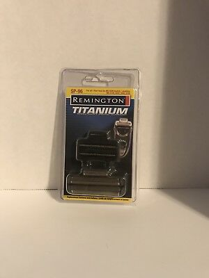 Remington Titanium Replacment Screen And Cutters SP-96 CL-04