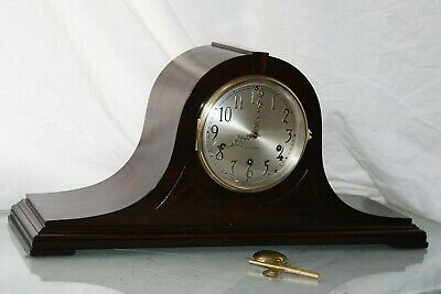 ANTIQUE SETH THOMAS SHELF MANTLE CLOCK-Totally!!-Restored- c/1924 Chime No.98