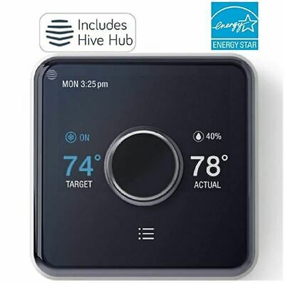 Hive Hub + Active Thermostat Smart Remote Adjustable Heating Cooling Pack