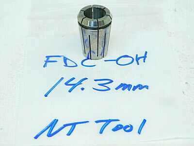 Part FDC-10516-OHAA Model FDC OH AA New NT Tool Collet Size 10.5mm