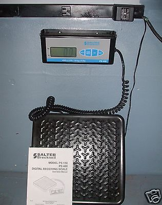 Salter-Brecknell PS150 Digital Scale