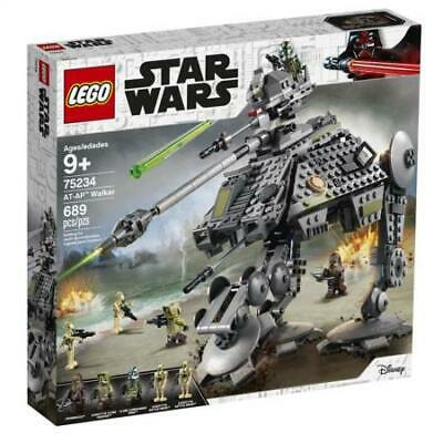 LEGO Star Wars: Revenge of The Sith AT-AP Walker 75234 Building Kit (689 Pieces)