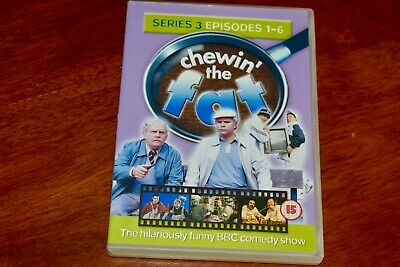 Chewin the Fat : series 3, episode 1-6 (dvd)