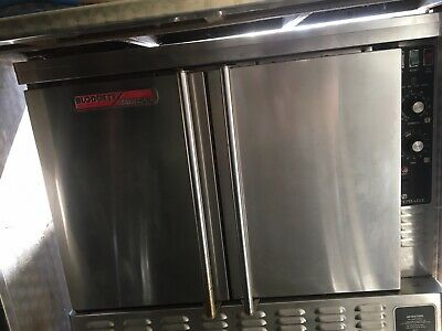 Blodgett Zephaire Stainless Steel Commercial Convection Oven