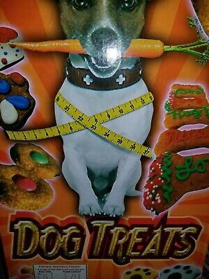 Dog Treats firework Label 24 Collectible Cans